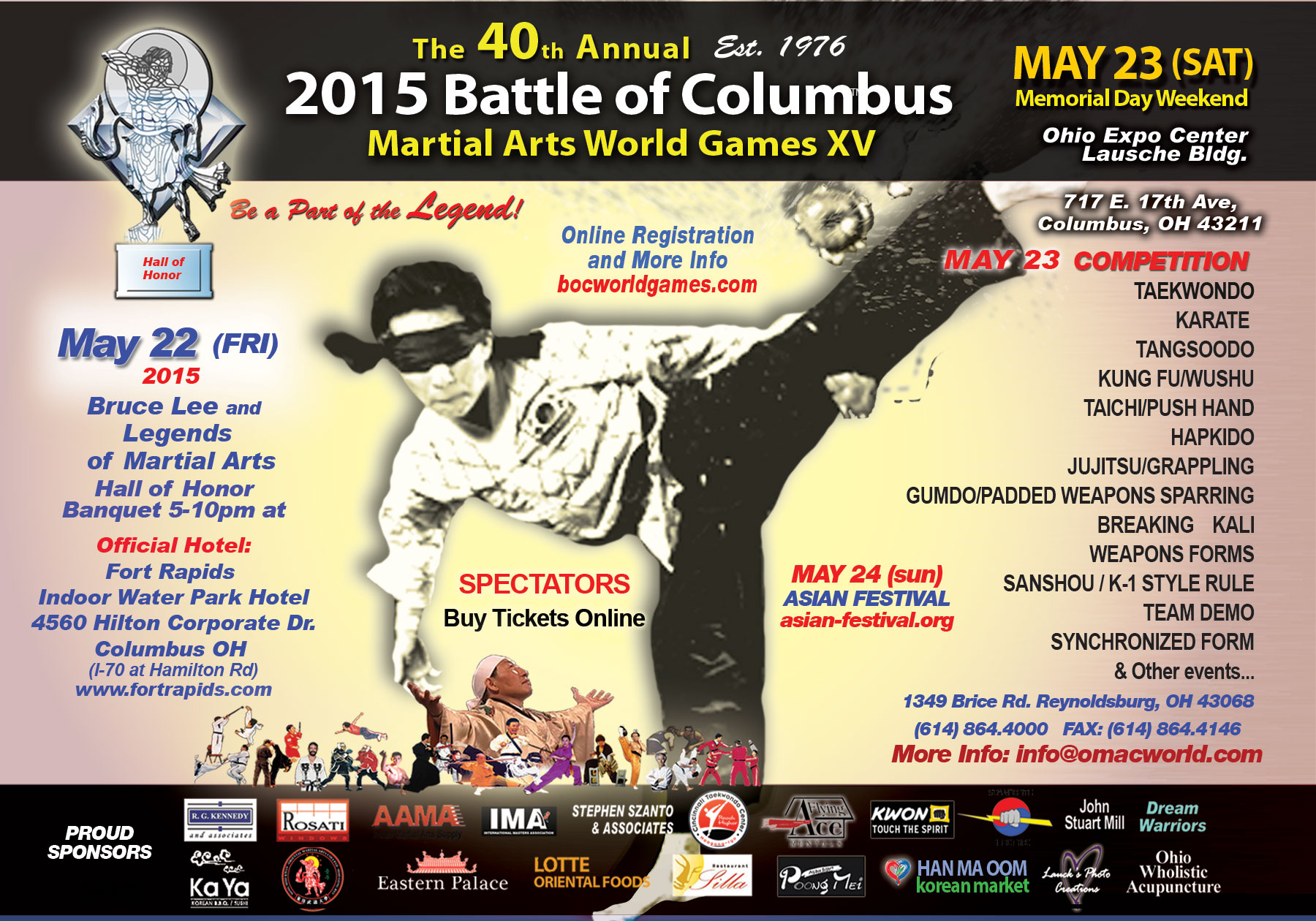 Battle of Columbus 2015